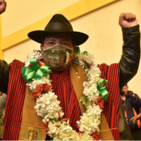 Evo Morales' party defeated in local Bolivia elections